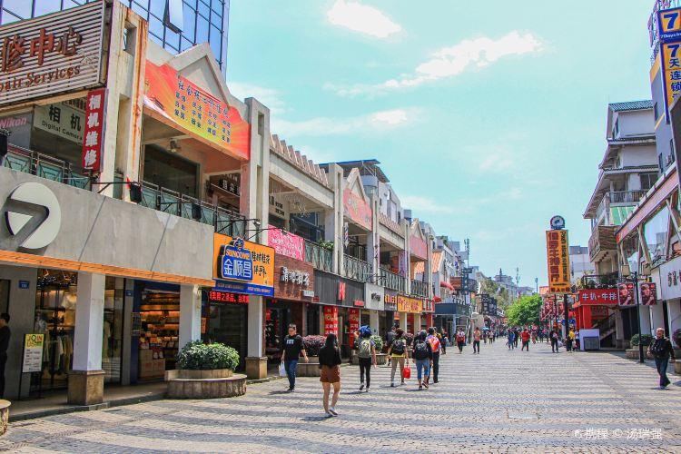 Zhengyang Pedestrian Street1