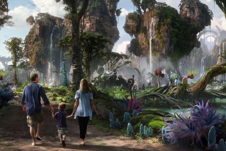 Pandora - The World of Avatar2