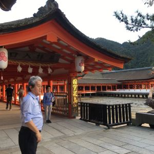 严岛神社旅游景点攻略图
