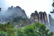 揽胜遍五岳,绝景在三清,江西三清仙山若遇上了雾,则变成了仙境