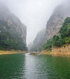 [平南游记图片] 古老神秘的大瑶山,山清水秀,民风古朴,好一个世外桃源