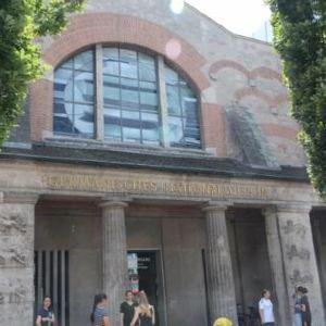 日耳曼国家博物馆旅游景点攻略图