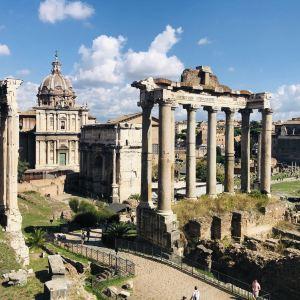 古罗马广场旅游景点攻略图