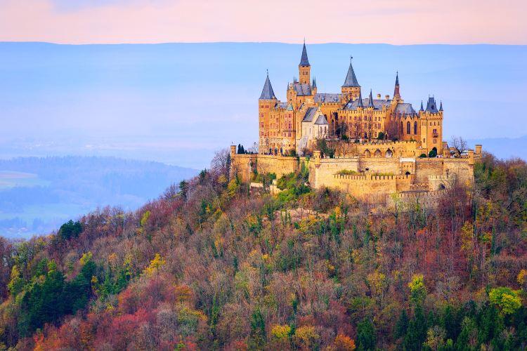 Burg Hohenzollern4