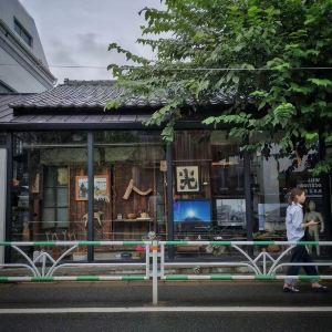 代官山茑屋书店T-SITE旅游景点攻略图
