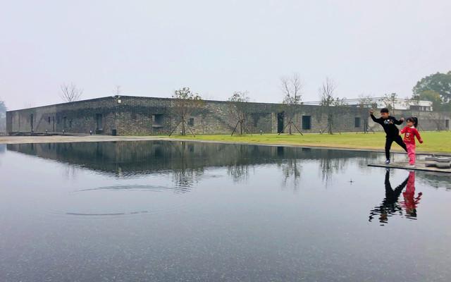 只有砖知道@青普文化行馆?扬州瘦西湖