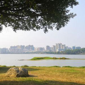 波海公园旅游景点攻略图