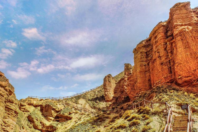 Pingshan Lake Grand Canyon