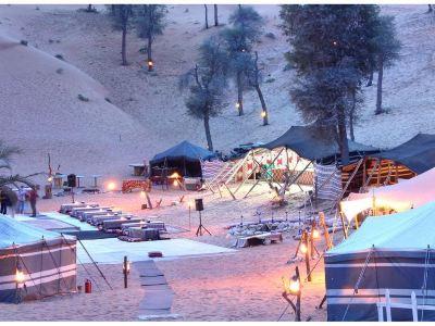 Bedouin Oasis Desert Camp