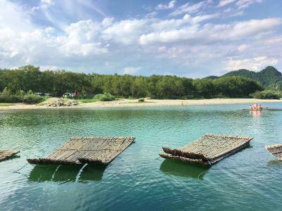 Yongan River Drifting