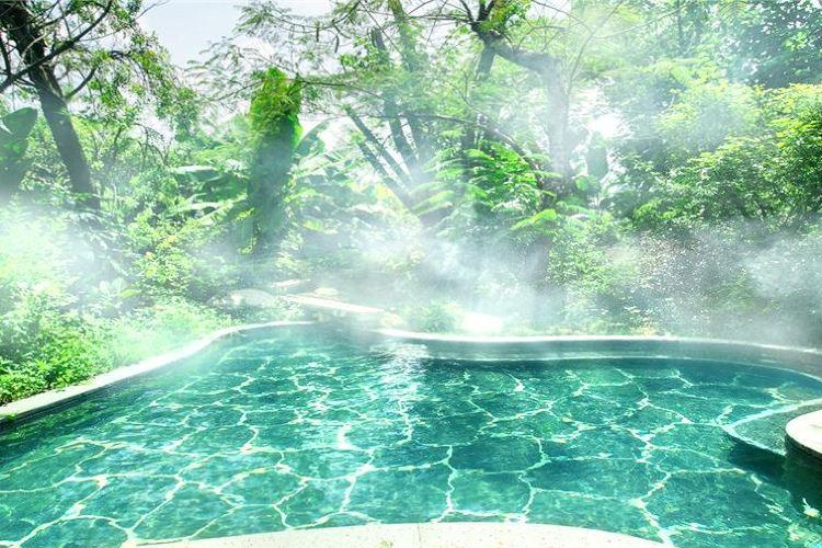Mount Dadingzi Hot Spring Tourism Area