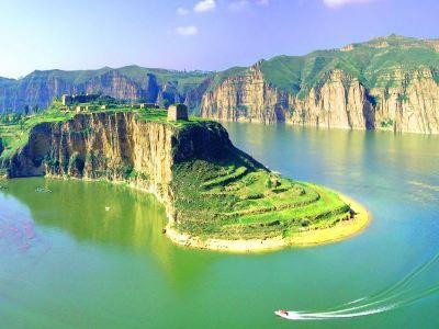 黃河老牛灣景區