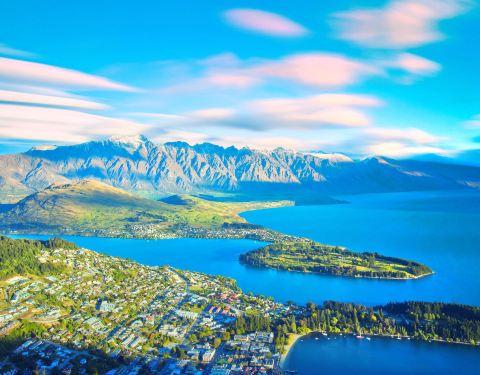 Top New Zealand Destinations
