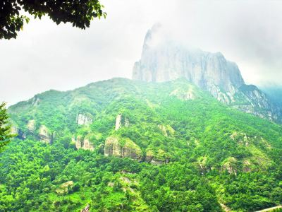Lingyan Mountain Scenic Area