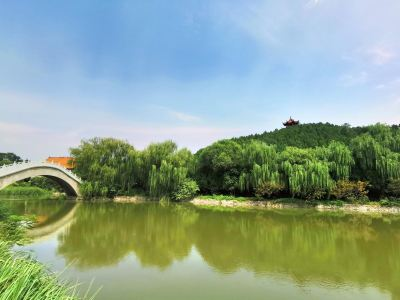 Yuzhou Forest Botanical Garden (West Gate)