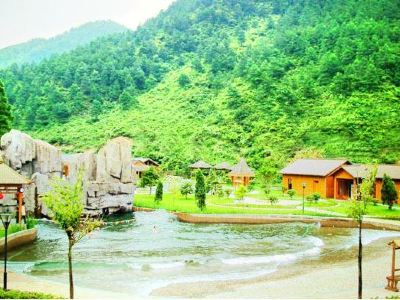 Ziyuan Danxia Hot Spring