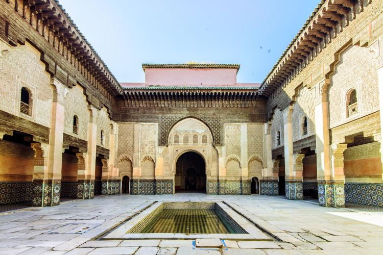 Mosque of Ben Youssef