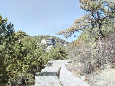 Tianlongshan Temple