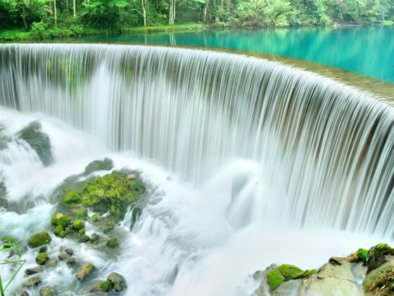 Wolong Pond