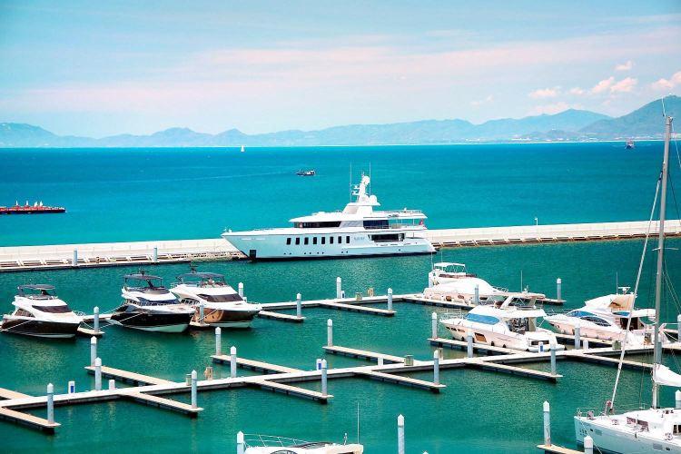 Banshan Peninsula Sailboat Port