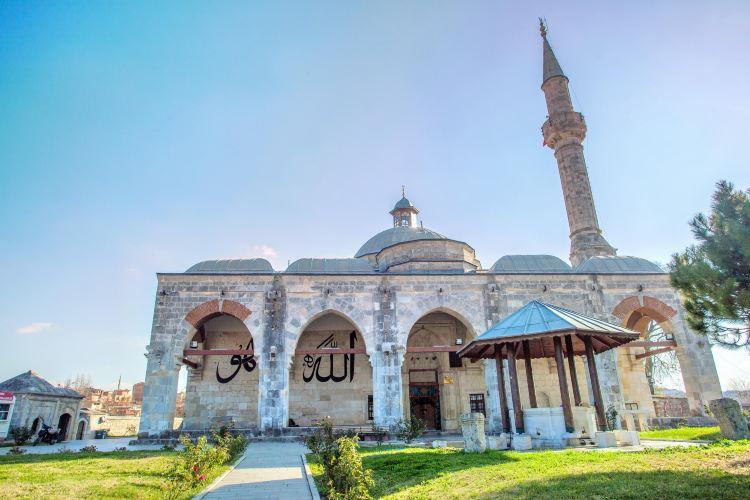 素丹穆拉德清真寺