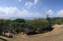 Tagaytay(大雅台)距马尼拉约60公里,可远眺塔尔火山