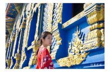 【清莱蓝庙】宝蓝色的静谧