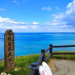石垣岛旅游景点攻略图