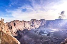 印度尼西亚活火山