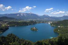 布莱德湖,阿尔卑斯的眼睛