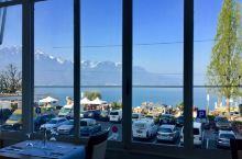 非常棒的湖畔酒店Spendid Hotel Montreux