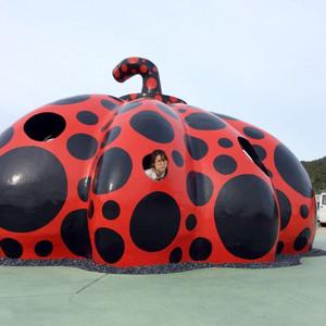 四国游记图文-从四国到九州~温泉,溪谷,山林,海岛,秘境与美食之中~还有文艺爆棚的直岛~