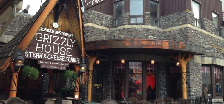 Grizzly House Restaurant2