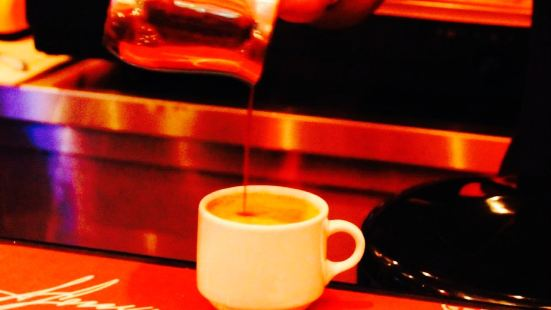 Magma City Cafe
