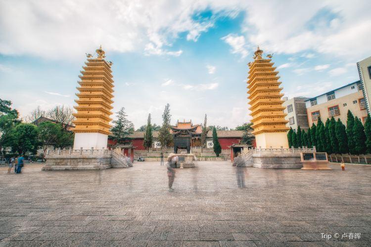 Guandu Ancient Town2