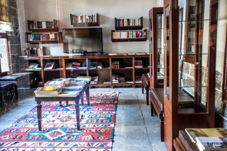 Cahit Sitki Taranci House Cultural Museum2