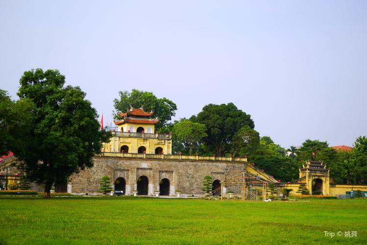 탕롱 왕궁2