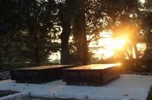 赫茨尔山和拉宾墓,看耶路撒冷之夜