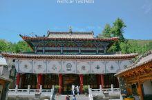 塔尔寺的色彩