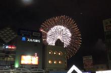 日本静冈县热海市花火大会