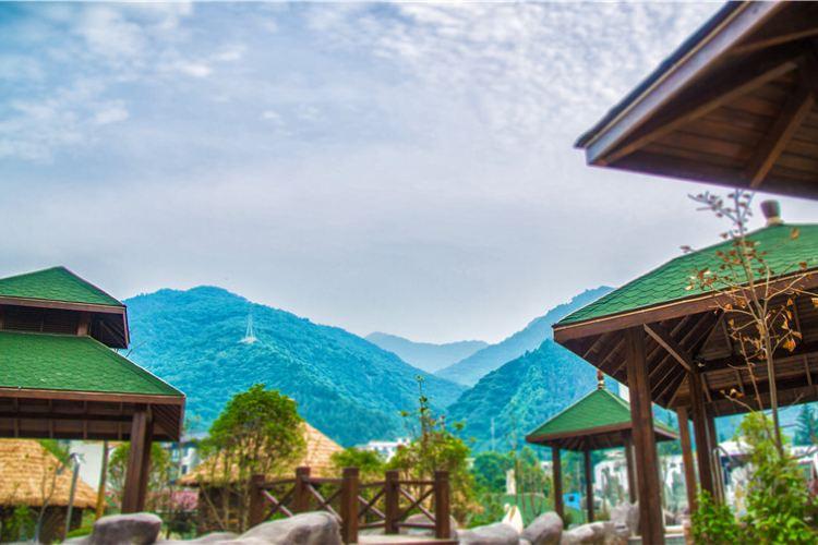 Taibai Mountain Shangjing Hot Spring1