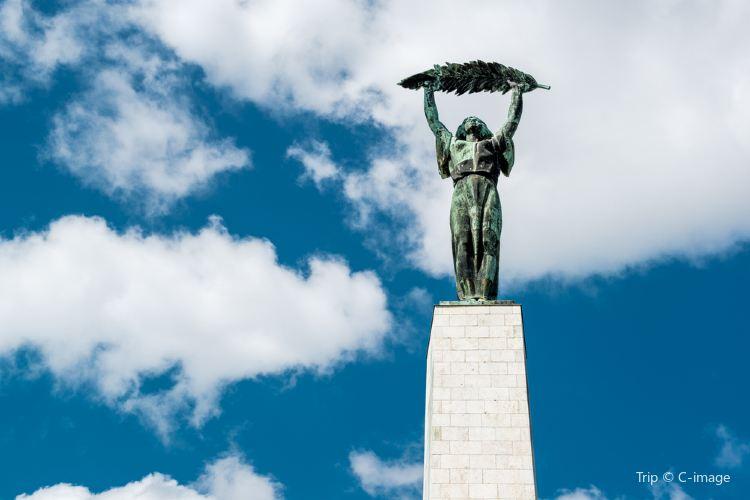 匈牙利自由女神像1
