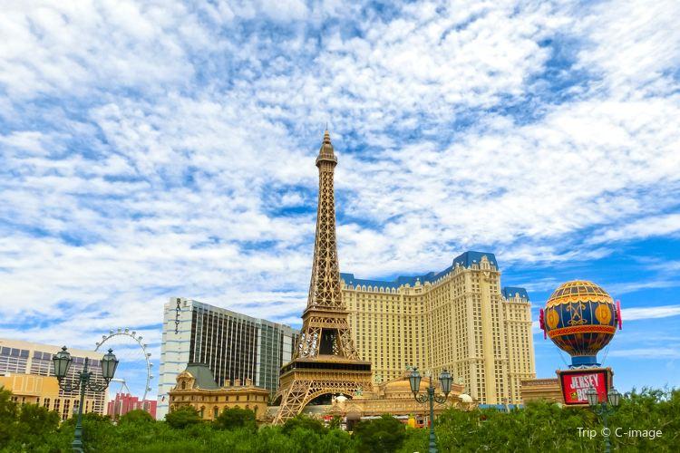 파리 라스베이거스 호텔 에펠 타워 익스피리언스1