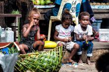 南太平洋航海日志(6)霍尼亚拉的中央市场