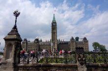 看看加拿大国会山长什么样子?