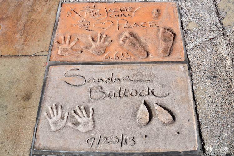 Hollywood Walk of Fame3