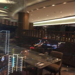 景瀚大酒店揽景阁旋转餐厅旅游景点攻略图