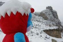 萌萌跟我去看雪