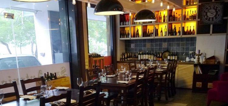 安多尼歐法式餐廳1