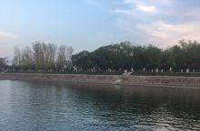 漯河沙澧河船上游
